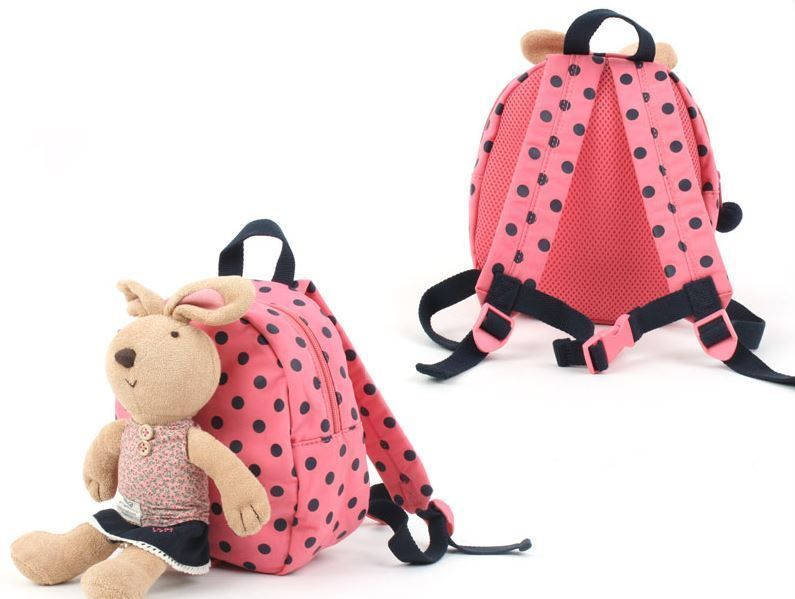 f63d401bacca Love Shu Happy Safety Harness Backpack with Safety Harness for Toddler Child   winghouse  Backpack
