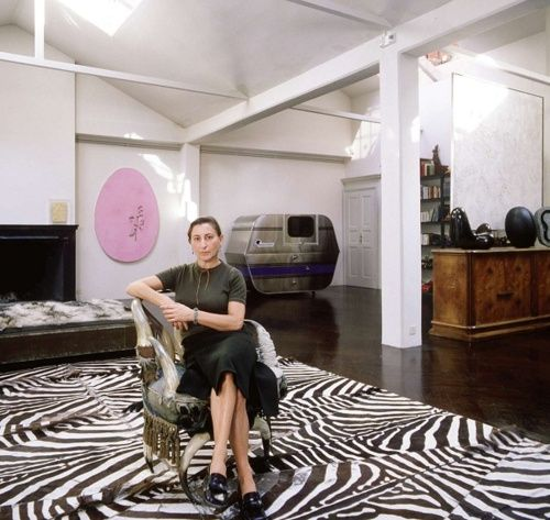 MIUCCIA PRADA AND PATRIZIO BERTELLI | Art Collectors | Pinterest | Miuccia  Prada