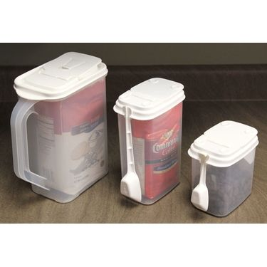 Genial Buddeez Flour And Sugar Storage Container