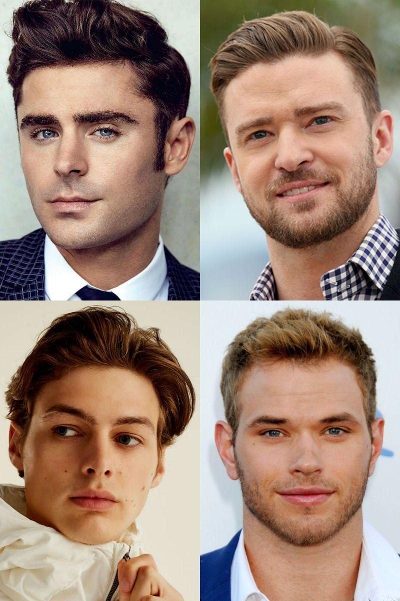 Escolha o corte de cabelo certo para seu formato de rosto - Homem no Espelho  - b7348d8535