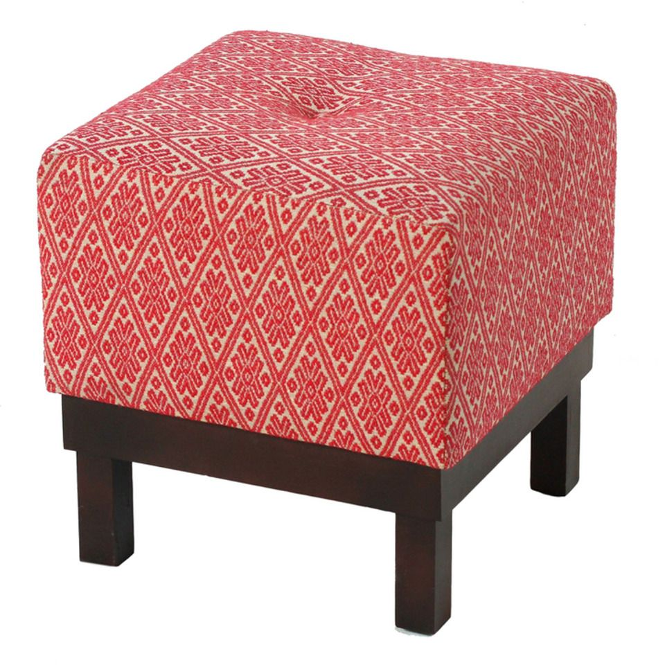 Ottoman Square Ottoman Shabby Chic Table And Chairs Decor