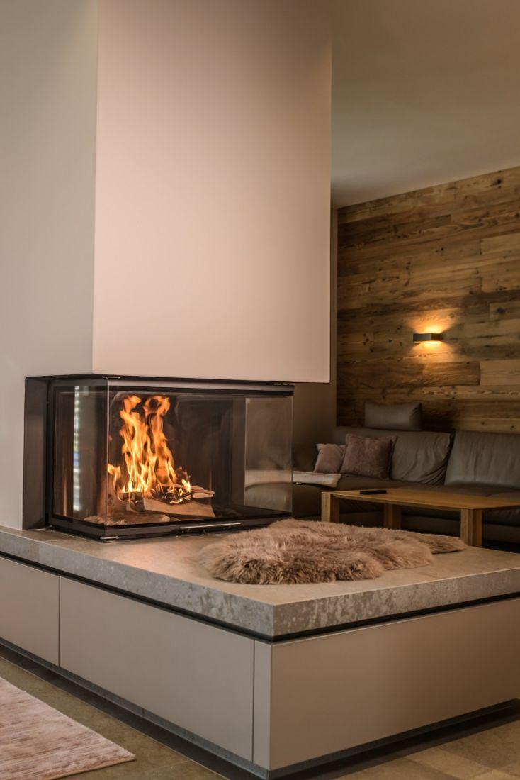 das sch ne am panorama kamin von brunner hier kann man. Black Bedroom Furniture Sets. Home Design Ideas