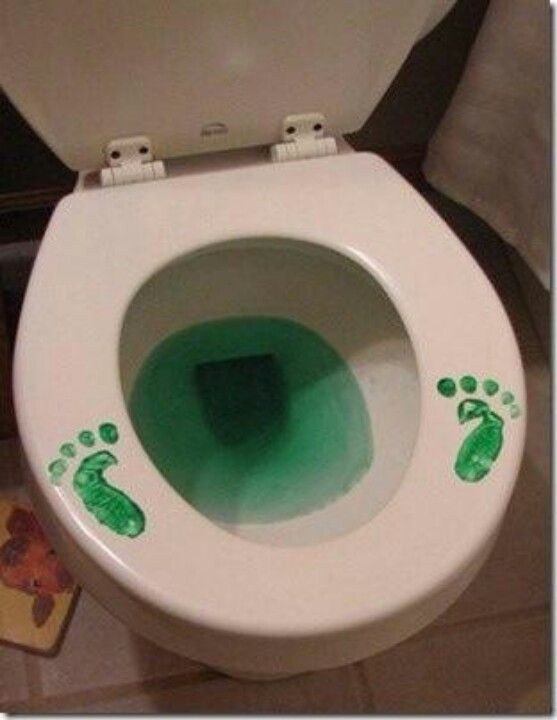 Leprechaun pee ......st Patricks day is nearly here :)