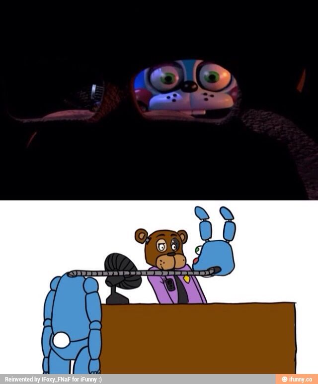 Mom Is That You In Funy Five Nights At Freddys