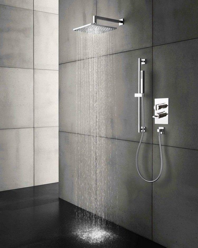Salle de bain avec douche italienne  tout savoir avant de lu0027aménager!