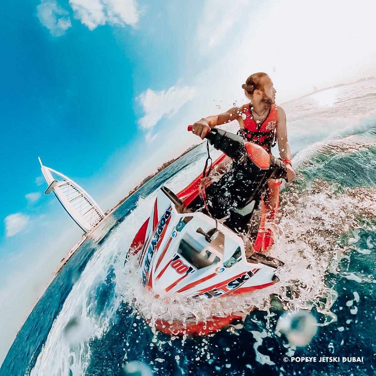 Jet ski rental dubai popeye jetskijetski with images