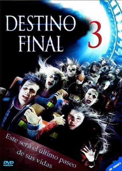 Ver Destino Final 3 2006 Online Descargar Hd Gratis Espanol Latino Subtitulada Destino Final 3 Peliculas De Terror Peliculas Completas