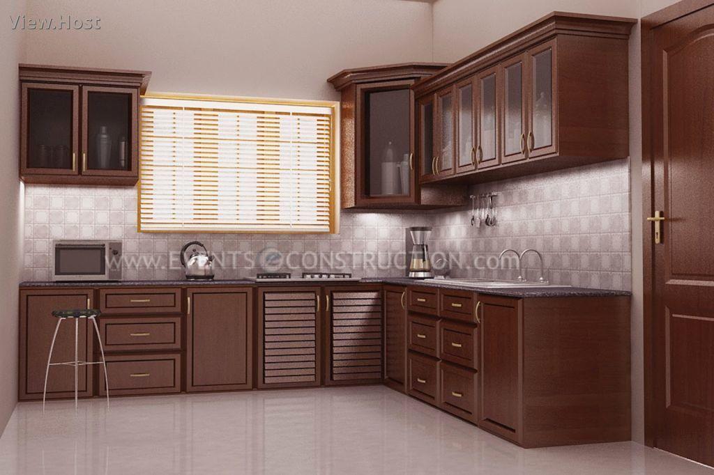 Concept 26+ Kitchen Cabinets Design In Kerala on Model Kitchen Design  id=44337