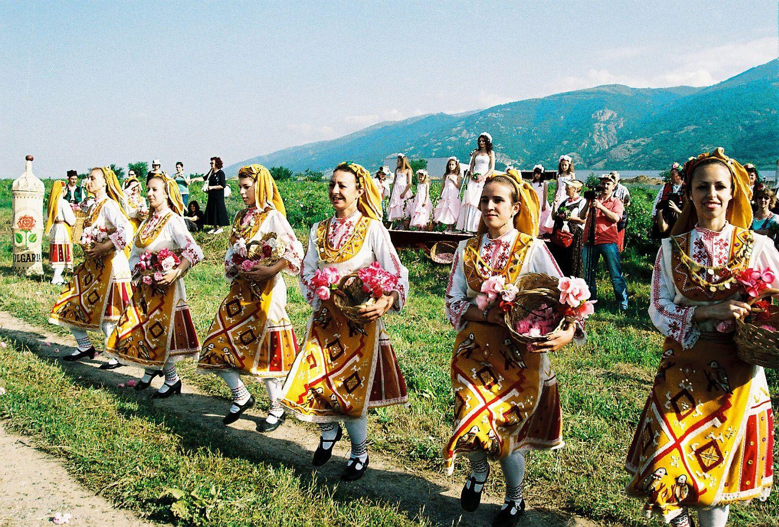 Impressive Destinations, Kazanlak, Bulgaria, Festival of the Rose