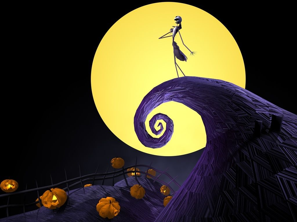"Tim Burton\'s ""Nightmare before Christmas"" 