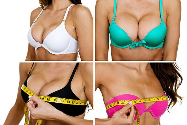 Have hit bra increase breast size consider