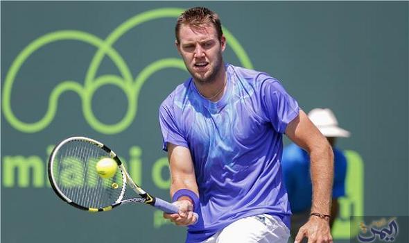 الأميركي جاك سوك يفوز على الإسباني فرناندو فيرداسكو في سباق باريس Tennis Tennis Racket Sports