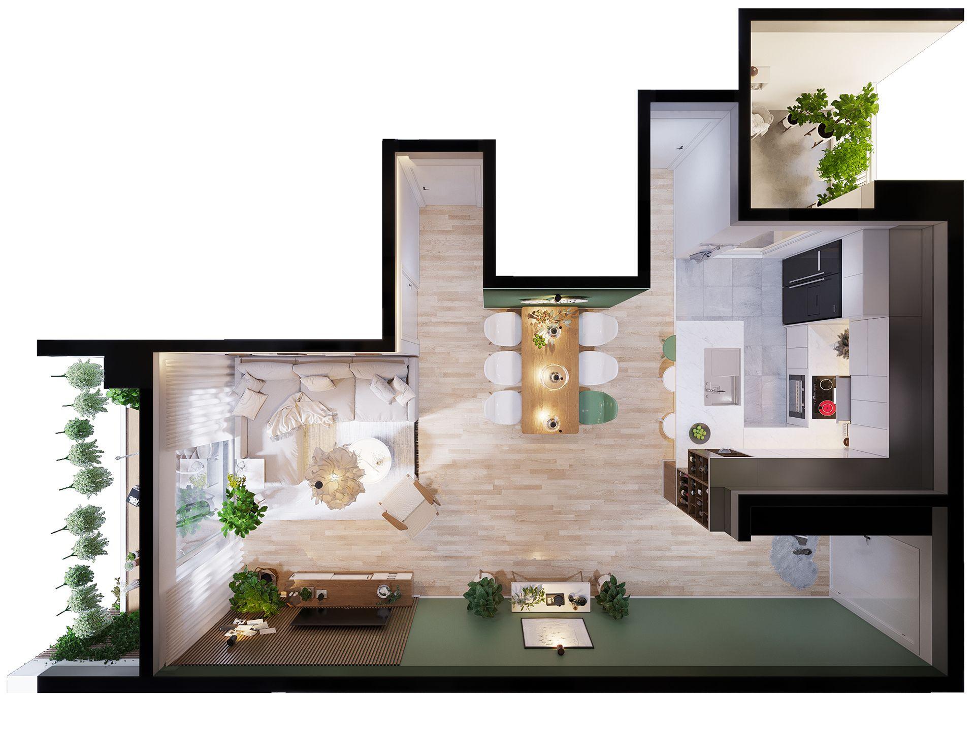 Modern Scandinavian Style Home Design For Young Families 2 Examples Scandinavian Style Home Unique House Design House Design