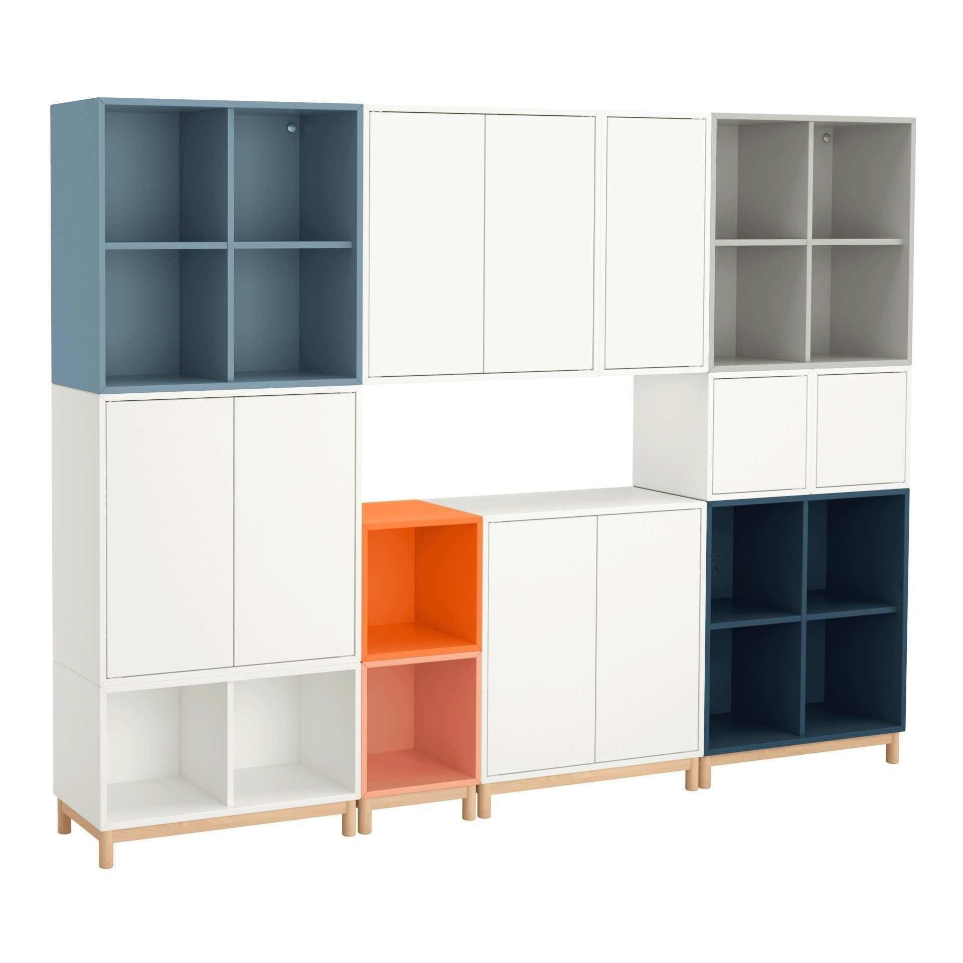Rangement Papier Bureau In 2020 Home Decor Shelves Shelving Unit