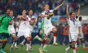 Pressestimmen zum WMTitel Deutschland gegen Argentinien