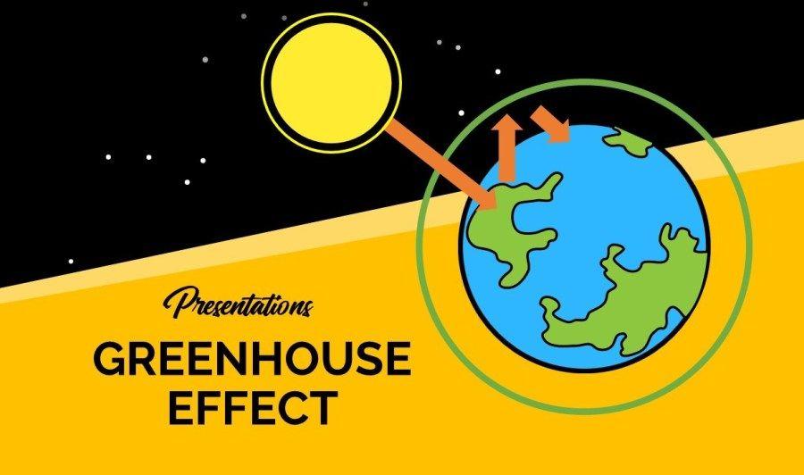 Free greenhouse effect google slides themes myfreeslides