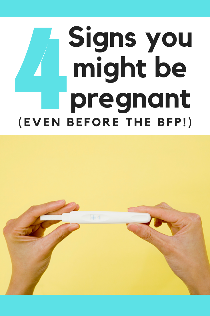 Pregnancy Symptoms You Might Be Missing (Before the BFP