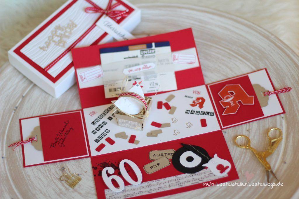 Stampin' Up! Blog und Produkte bei Stempelwiese #konzertkartenverpacken