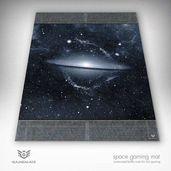 3x4 Vinyl Game Mat // Perfect For Star Wars X-Wing by GameMatz
