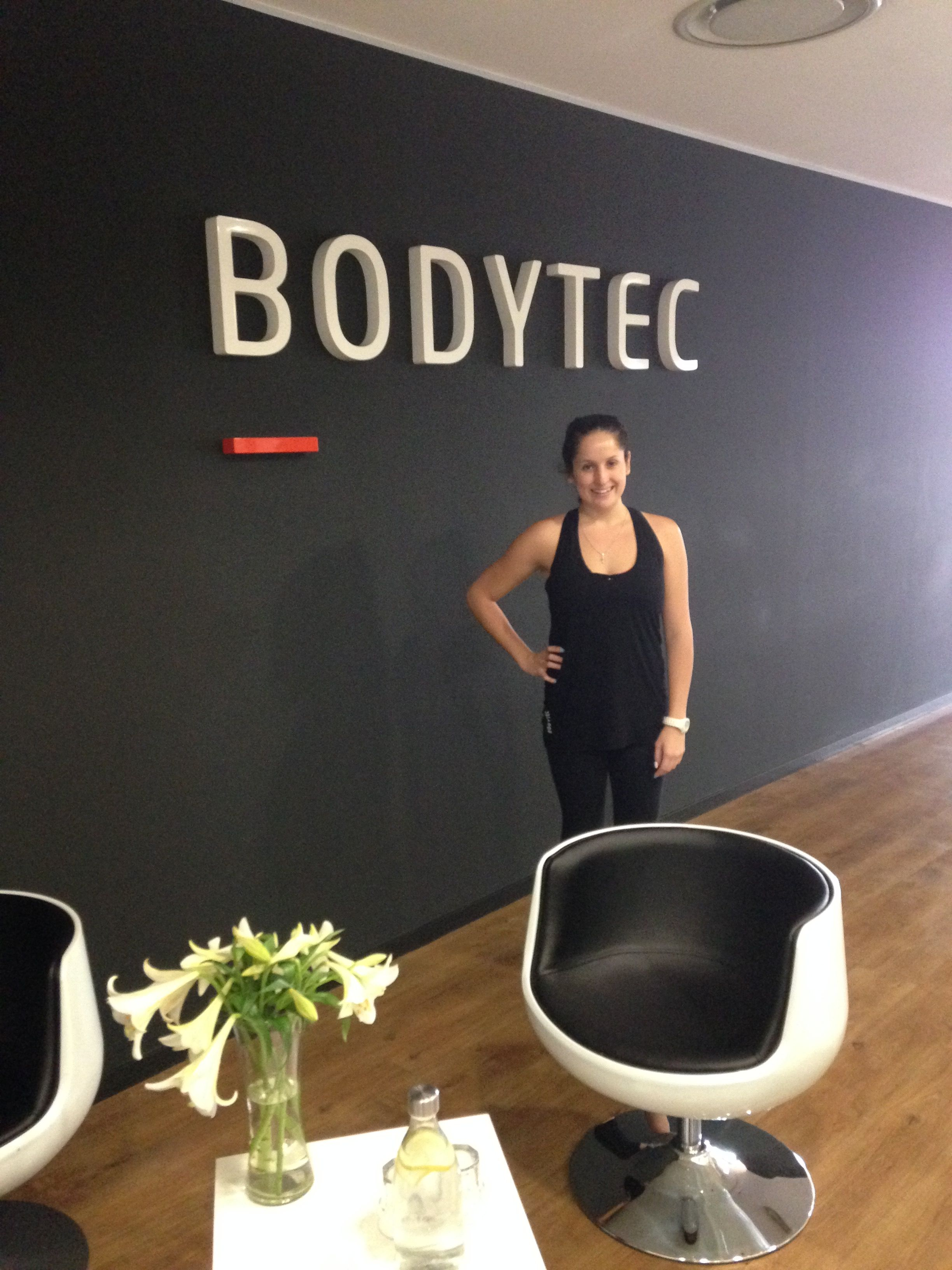 Shannon at BODYTEC Rosebank Fitness body, Personal trainers