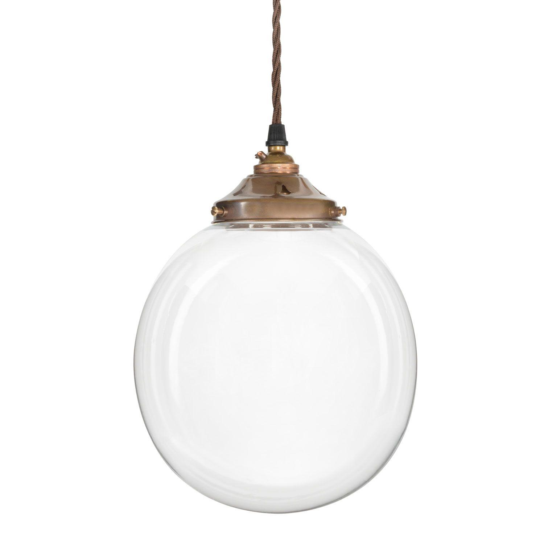 Glass globe antique metal pendant light pendants lighting glass globe antique metal pendant light pendants lighting heals aloadofball Choice Image
