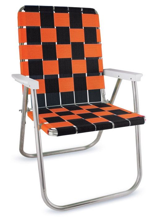 Black and Orange Lawn Chair ) I\u0027ll take 2! My wish list
