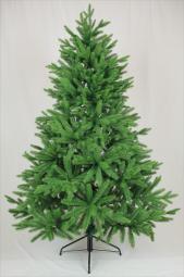 180cm nordmannstanne k nstlicher pe spritzguss weihnachtsbaum in premium qualit t gewicht. Black Bedroom Furniture Sets. Home Design Ideas