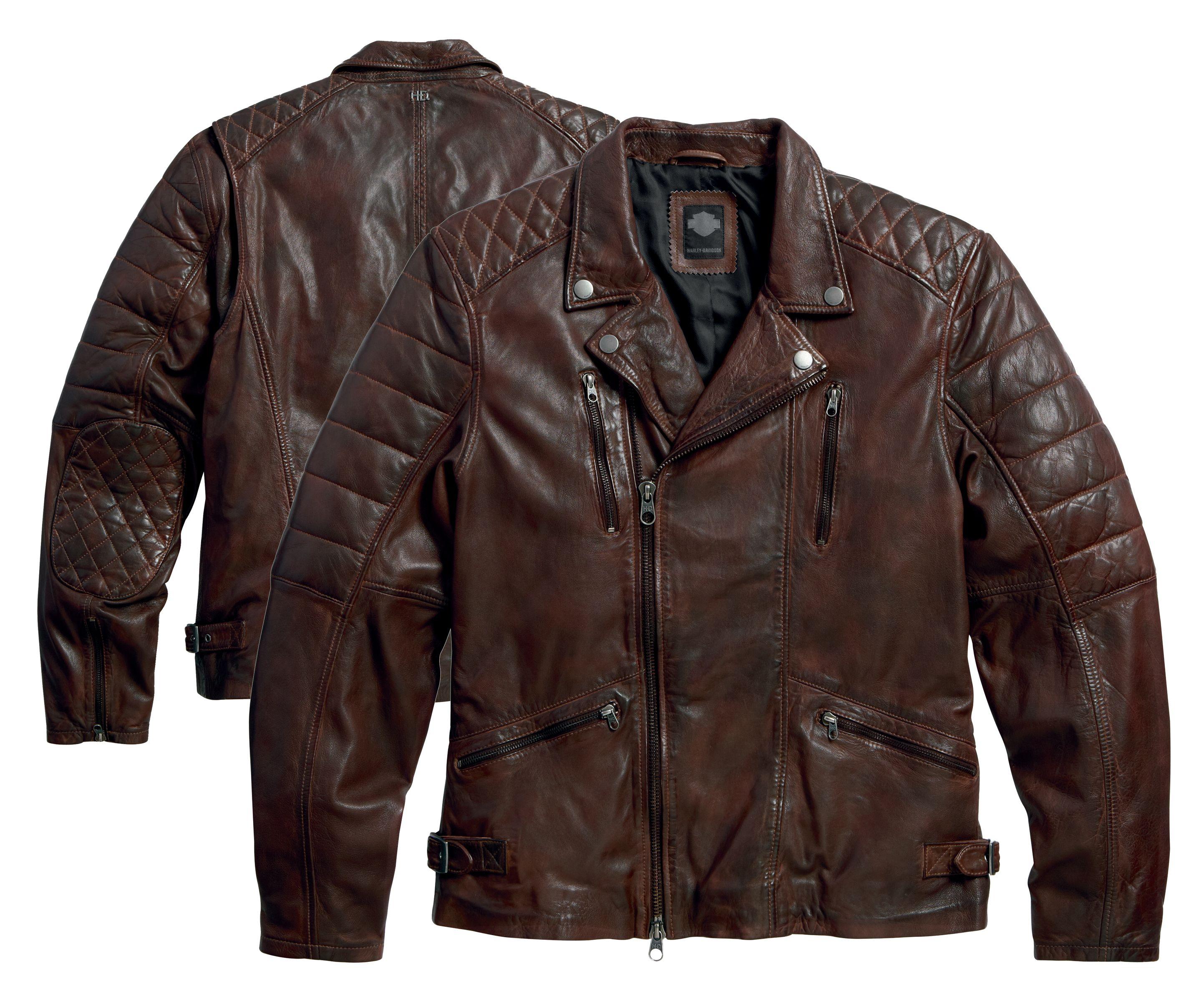 Harley davidson leather jackets clearance