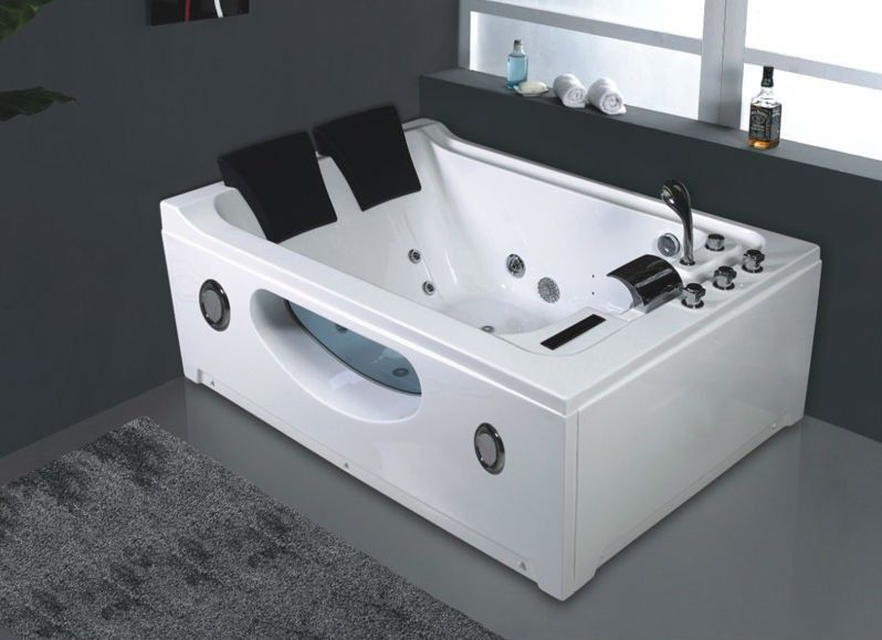 20 beautiful and relaxing whirlpool tub designs tubs. Black Bedroom Furniture Sets. Home Design Ideas