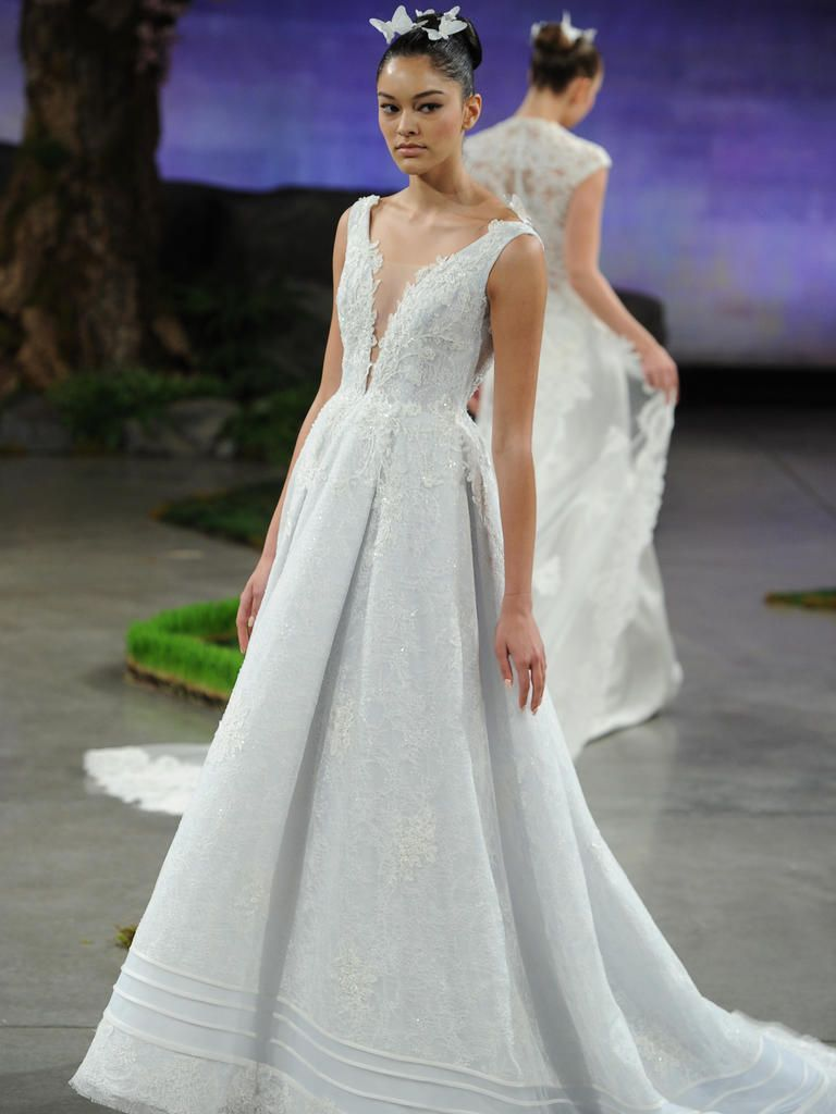 Elite wedding dresses  Ines Di Santo Says Her Spring  Wedding Dresses Are Perfect for