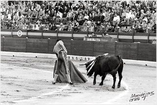 Ángel Rafael García Morcillo, nació en Albacete el día 2 de octubre de 1954. No tiene ningún tipo de antecedentes taurinos en su familia, aunque su padre, Mateo García se trataba de un gran aficionado a la fiesta.