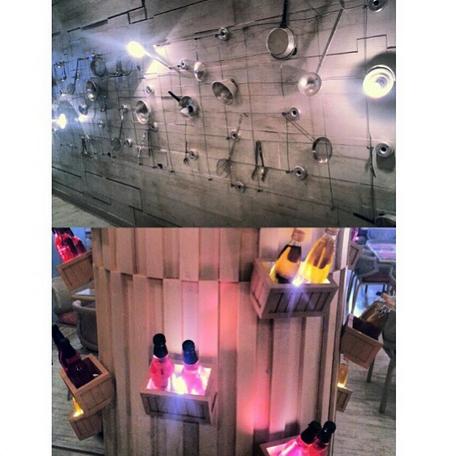 Vinny's Interior taken by @neemalm