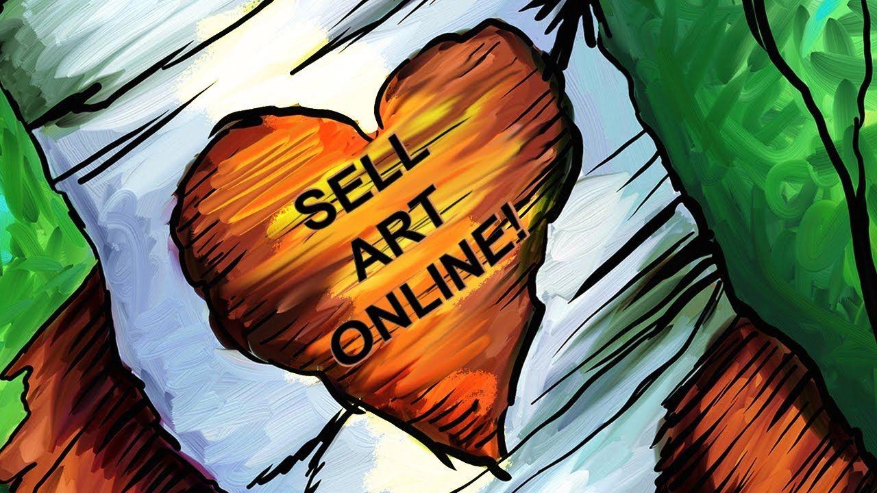 How i sell my artrage digital artwork paintings on etsy