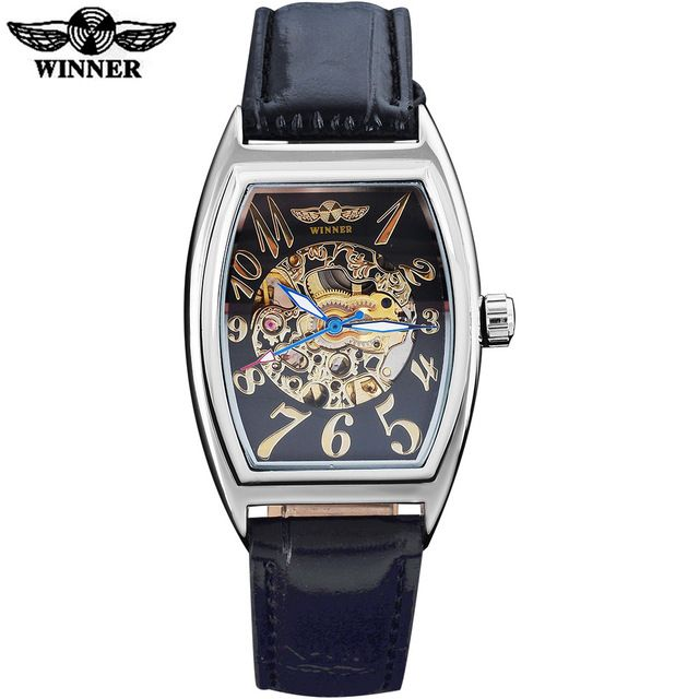 Check it on our site TWINNER fashion casual brand men mechanical watches leather strap hot men's automatic skeleton wristwatches relogio masculino just only $16.84 with free shipping worldwide  #menwatches Plese click on picture to see our special price for you