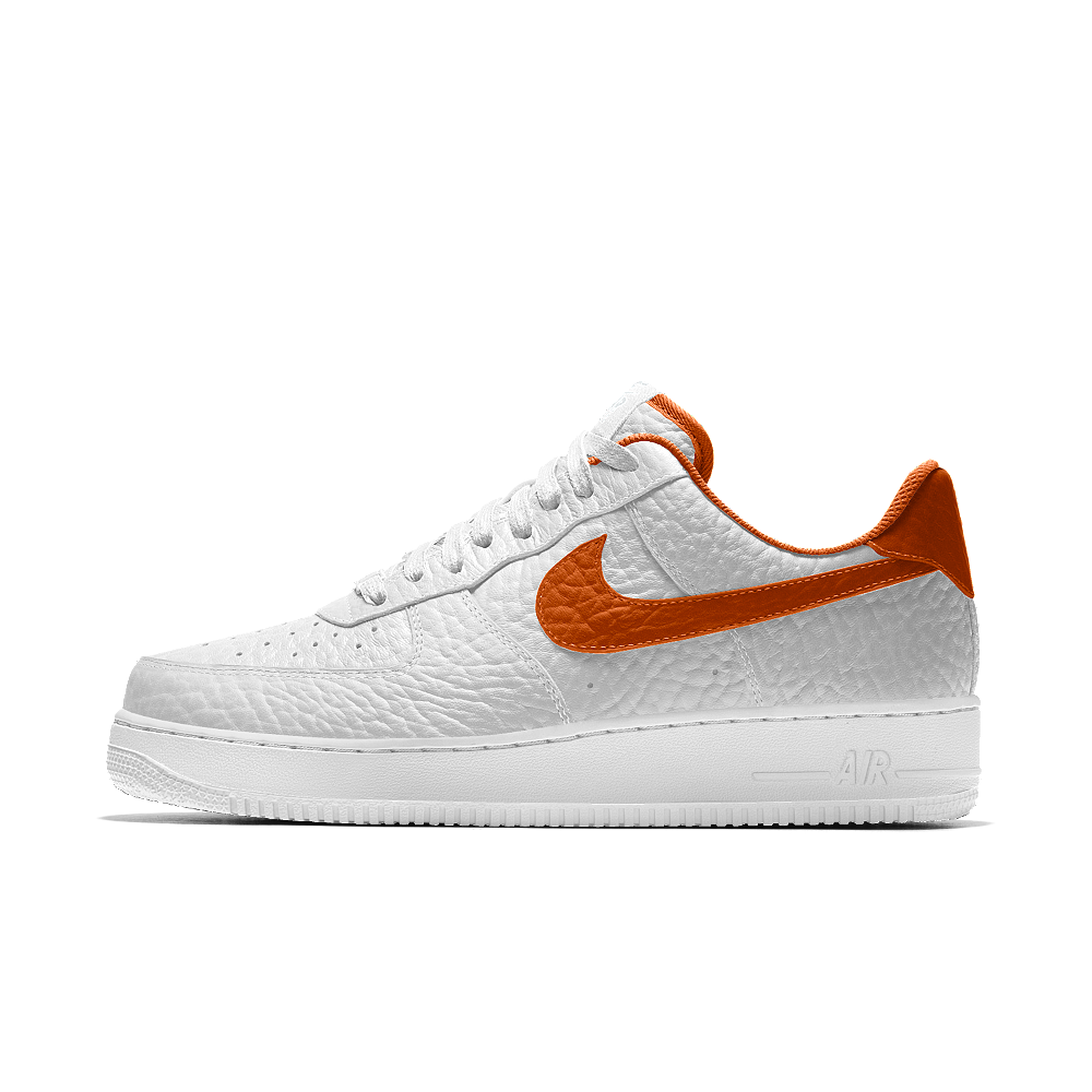 sneakers for cheap f8478 76933 Nike Air Force 1 Low Premium iD (Phoenix Suns) Mens Shoe Size 12.5 (White)