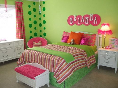 Girls Bedroom Green bedroom ideas for girls @ pictures of bedroom ideas | kids rooms