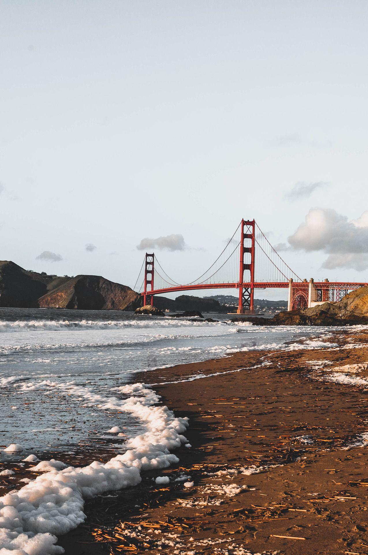 Printable coloring pages golden gate bridge - Golden Gate Bridge Via Triflingthing