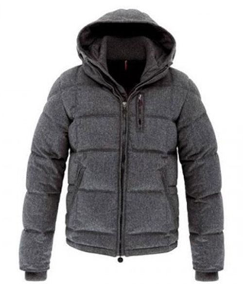 db09bf847 Moncler Vanoise Fashion Leisure Mens Jackets Zip Hats Gray  2781709 ...