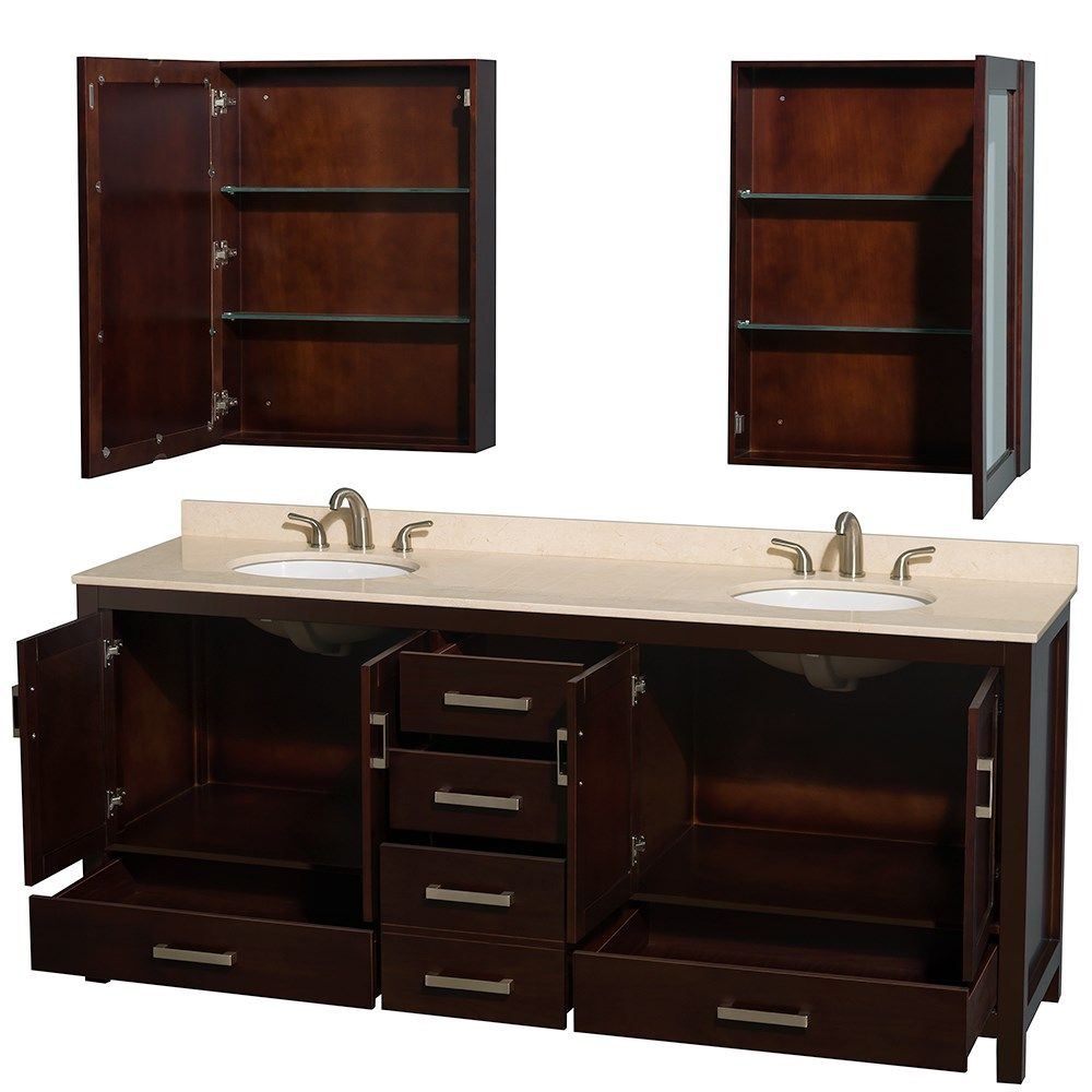 Bust Of 80 Inch Bathroom Vanity Ideas