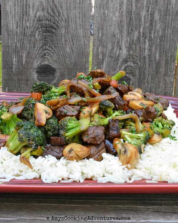 Photo of Teriyaki Beef Stir Fry