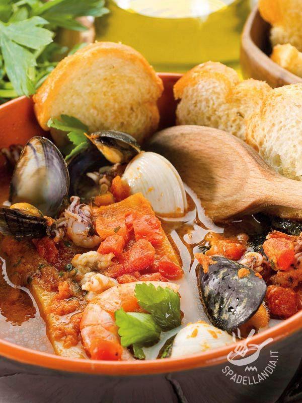 Ricette Zuppe Di Pesce