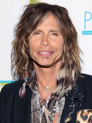 W brett wilson would look awesome with a feather inspired look brett wilson would look awesome with a feather inspired look steven tyler has great style very unique fashions fade style is eternal pmusecretfo Image collections