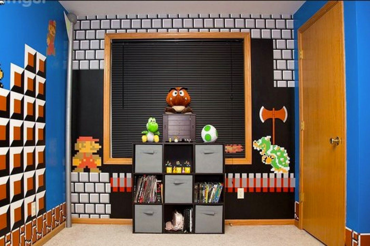 Good 47+ Epic Video Game Room Decoration Ideas For 2017