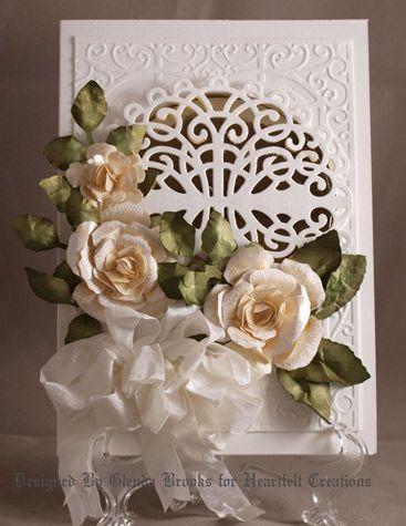 Golden Roses - Heartfelt Creations