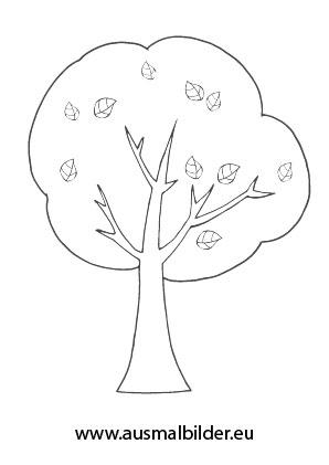 Ausmalbilder Herbst Ausmalbild Herbstbaum Ausmalbilder Ausmalbilder Herbst Ausmalen