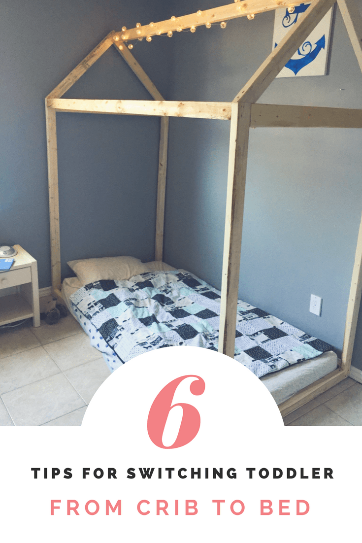6 Tips For Switching A Toddler From Crib To Toddler Bed Toddler