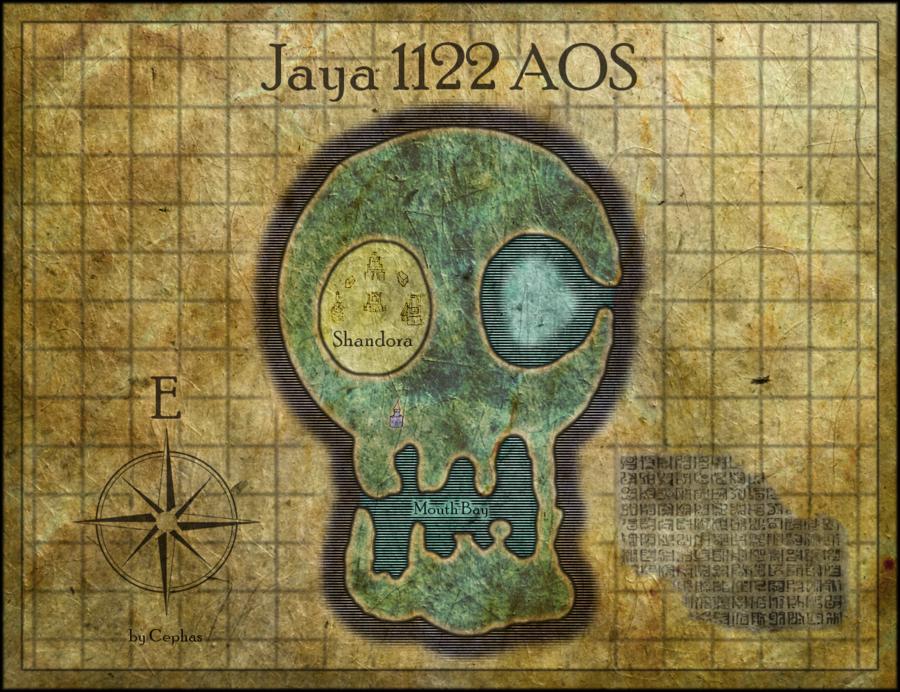 Jaya Island 1122 Aos By Lord Cephas D52cn0c Png 900 692 Map Geek Stuff Anime Fanart