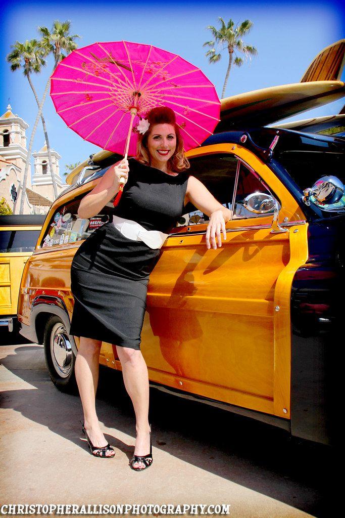 Classic Car Show Girls 42 – RVtruckCAR