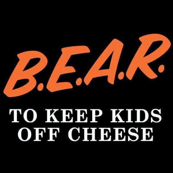 Pin On Bears Nation