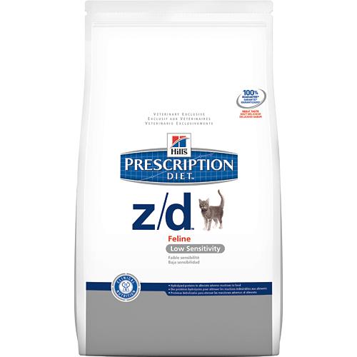 Hill's® Prescription Diet® z/d® Feline Low Sensitivity